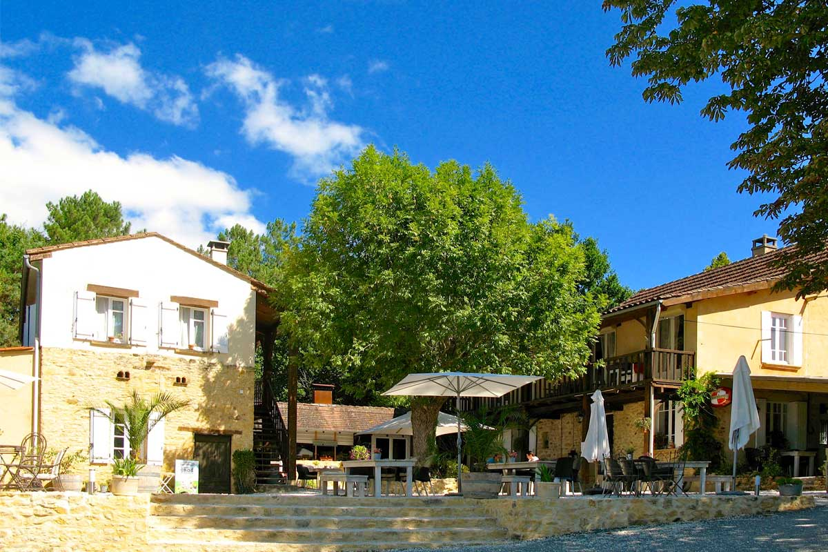 Camping Le Clou - Dordogne