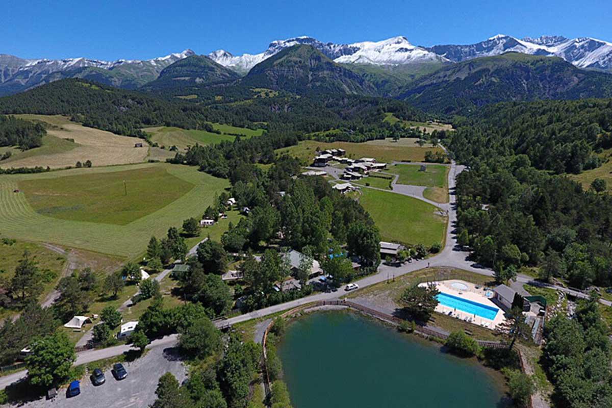 Camping Lou Passavous - Alpen